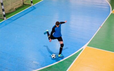 Are there goal kicks in futsal