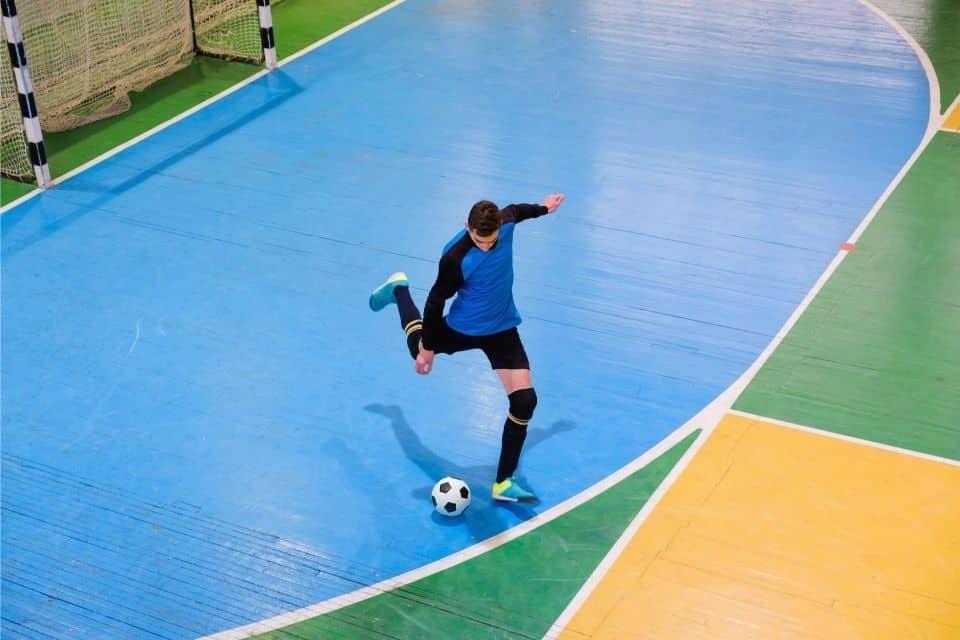 Are There Goal Kicks in Futsal?