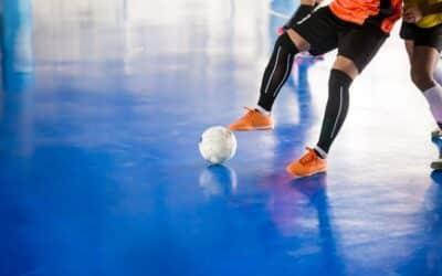 How do you play futsal like a pro