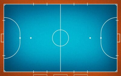 What is a futsal court?