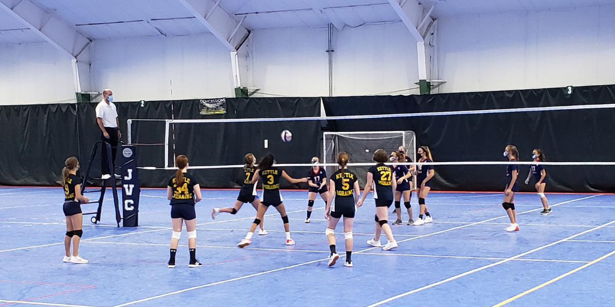 Badger Region Volley Ball League