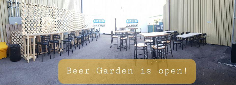 New Berlin Sportsplex Beer Garden